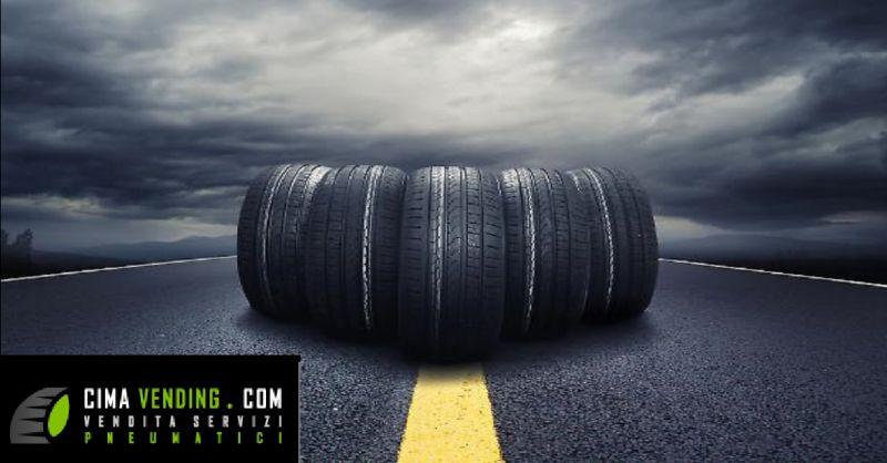 CIMA VENDING offerta pneumatici per moto - occasione bilanciatura elettronica dei pneumatici
