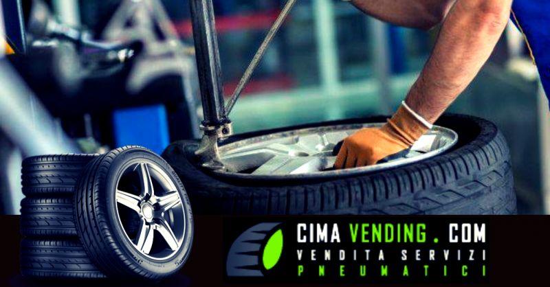 Offerta servizio cambio gomme Verona - occasione vendita pneumatici al miglior prezzo Verona