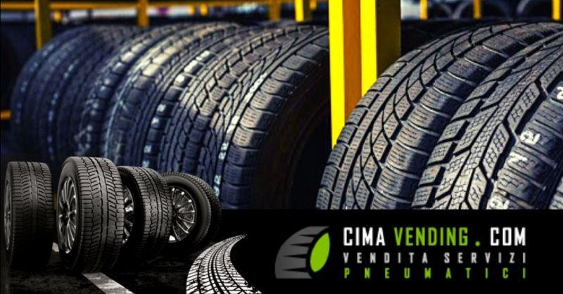 Promozione vendita pneumatici 4 stagioni Verona - offerta gommista con deposito gomme Verona