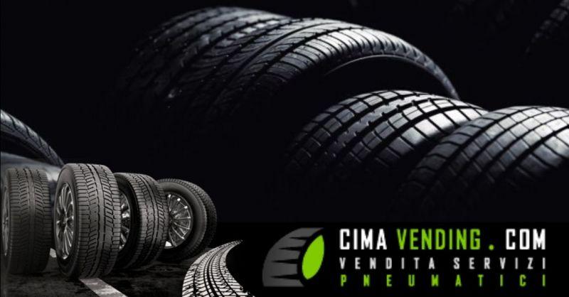CIMA VENDING - Offerta dove acquistare pneumatici auto dei migliori marchi provincia Verona