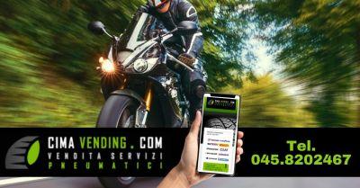 offerta fornitura pneumatici pirelli per moto occasione servizio equilibratura gomme moto verona
