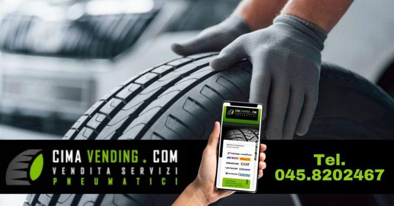 Offerta Dove acquistare pneumatici Bridgestone - Occasione Servizio convergenza gomme Verona