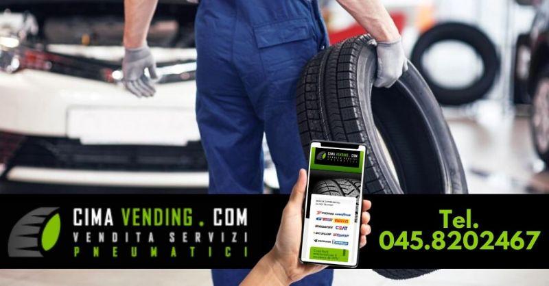 Offerta vendita gomme termiche Michelin a Grezzana - Promozione acquisto pneumatici Ceat Grezzana