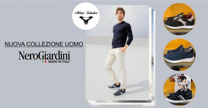 Meloni Calzature  - offerta  calzature fashion uomo Nero Giardini nuova collezione