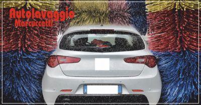 autolavaggio marcuccetti offerta sanificazione auto occasione ionizzazione aria auto massa