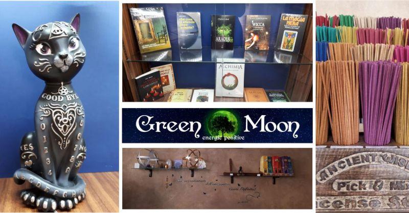 GREEN MOON Energie Positive negozio magia - offerta oggetti esoterici