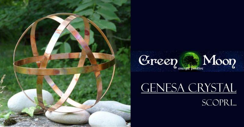 GREEN MOON Energie Positive negozio magia - offerta Genesa Crystal