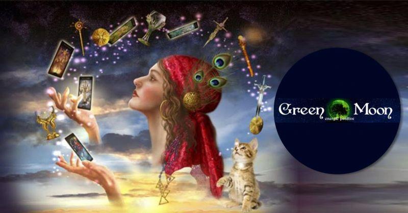 GREEN MOON Energie Positive negozio magia - offerta lettura degli oracoli
