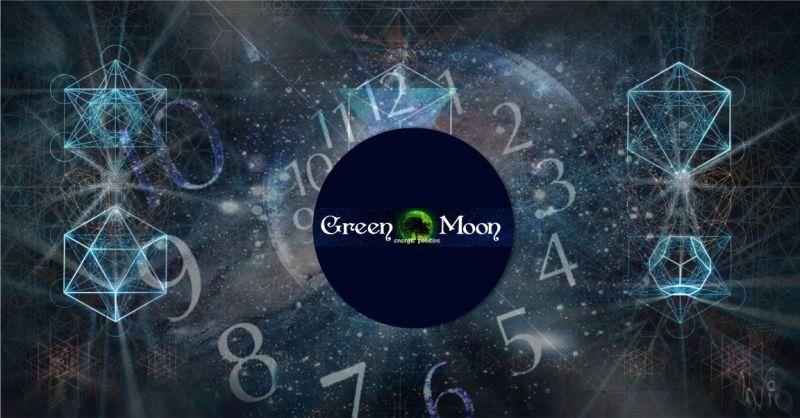 GREEN MOON Energie Positive negozio magia - offerta corso base di numerologia con i tarocchi