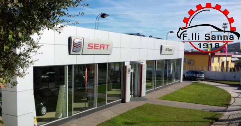 FRATELLI SANNA NUORO concessionaria Seat e Skoda Sardegna - rivenditore Renault Dacia
