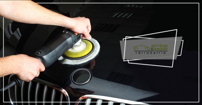 Offerta servizio professionale riparazione veicoli spot repair a Treviso - Carrozzeria Zambon