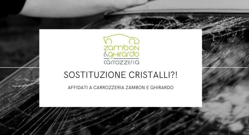 Offerta sotituzione critalli auto a Treviso - Occasione riparazione parabrezza auto a Treviso