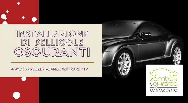 Vendita installazione di pellicole oscurati su auto a Treviso - Occasione  pellicole adesive in poliestere a Treviso