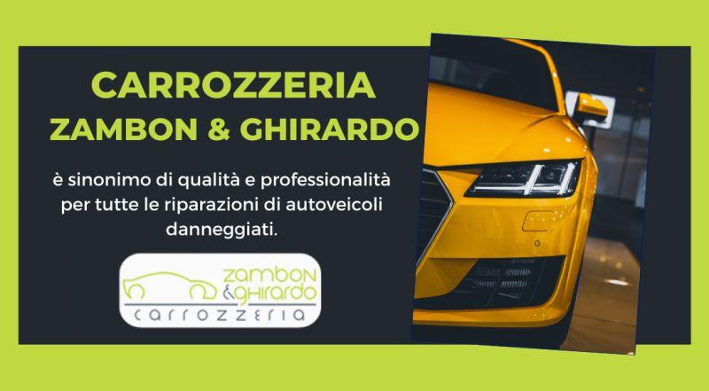 Offerta carrozzeria multimarca a Treviso – occasione Tagliandi multimarca a Treviso