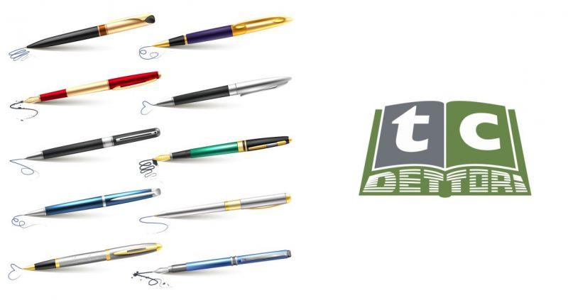 CARTOLERIA TONIO COLLU - DETTORI  - offerta vendita penne stilografiche e sfera migliori marche