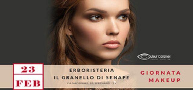 Granello di Senape occasione evento benessere - offerta trucco occhi e labbra Treviso