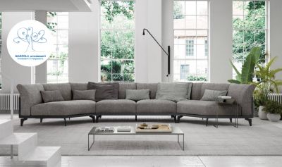 mazzola arredamenti offerte divano baltic promozione divano rivestito in tessuto