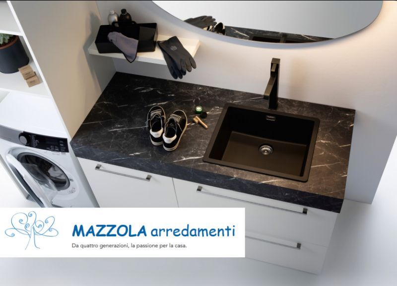 MAZZOLA ARREDAMENTI offerta lavanderia la15 – promozione progettazione lavanderia funzionale