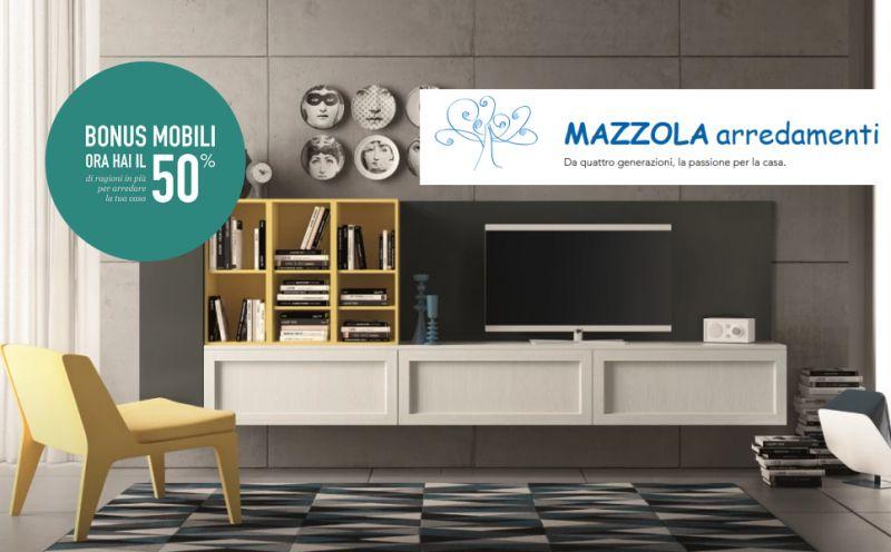 MAZZOLA ARREDAMENTI offerta bonus mobili 2020 – promozione guida sconto mobili