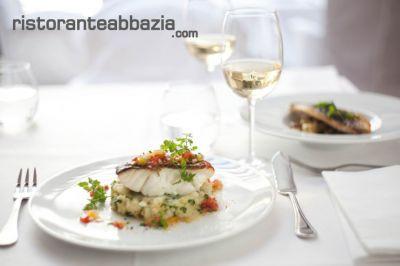 abbazia ristorante pizzeria offerta menu alla carta promozione cucina tradizionale