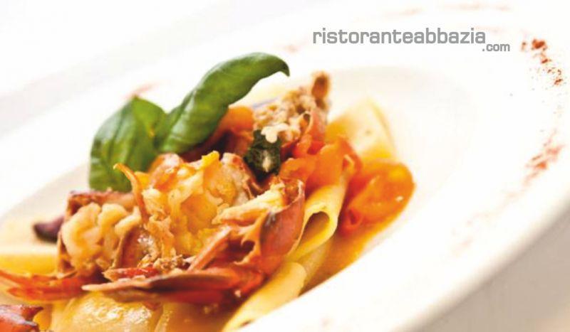 ABBAZIA RISTORANTE PIZZERIA offerta menu prezzo fisso - promozione menu gruppi