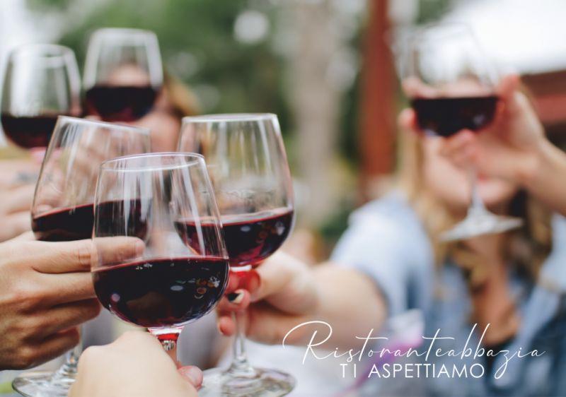 ABBAZIA RISTORANTE PIZZERIA offerta pranzo di ferragosto - promozione ristorante aperto agosto