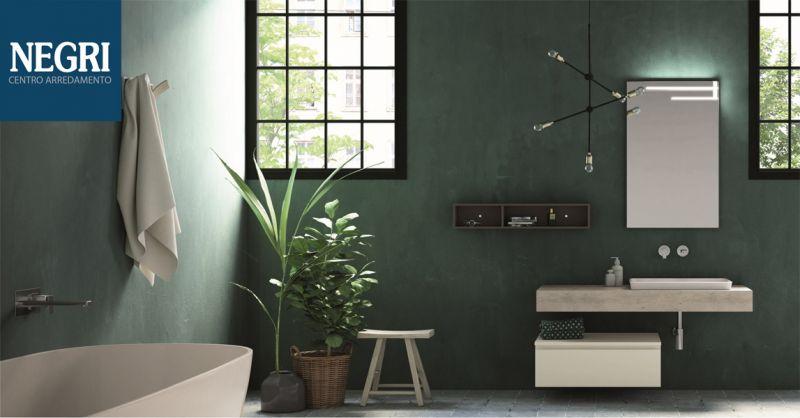 Centro NEGRI Arredamento offerta arredo bagno moderno - occasione mobili bagno sospesi