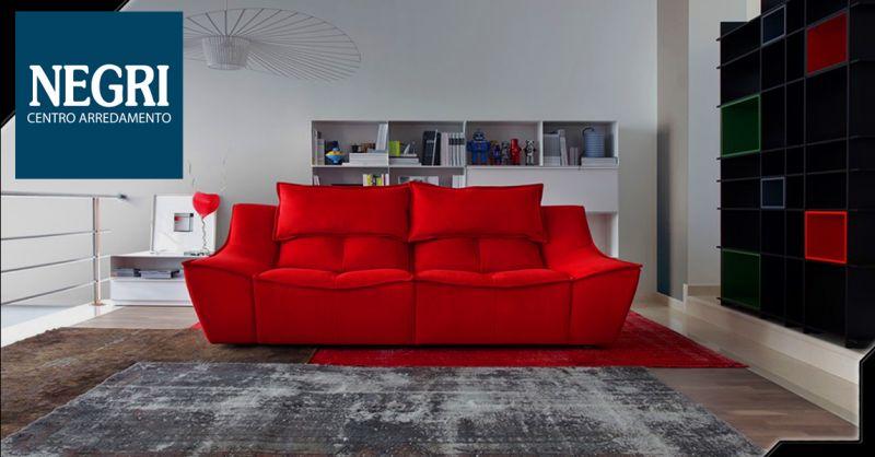 Offerta Divani marchio Calia Italia Piacenza - Occasione divani di design Piacenza