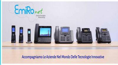 offerta centralini voip reti wifi impianti telefonici cablaggi lan reti wireless