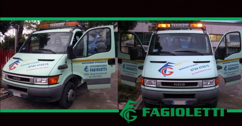 offerta soccorso stradale a Terni - occasione intervento di soccorso stradale a Terni