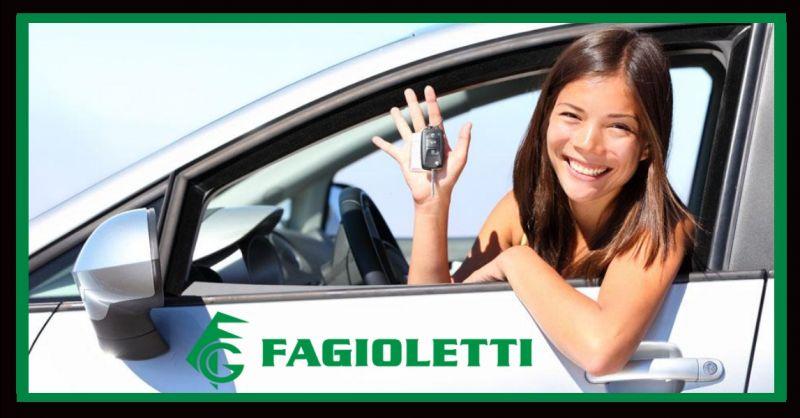 offerta noleggio auto di cortesia a Terni - occasione auto sostitutiva a Terni