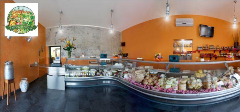Prodotti gastronomici Poggibonsi - Vendita formaggi a Siena
