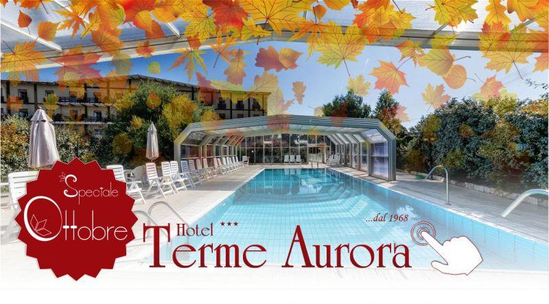 promozioni Ottobre Terme Aurora - pacchetti cure termali con pensione completa Sardegna