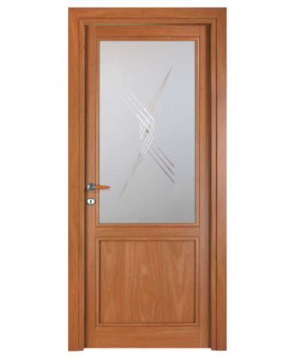 offerta vendita porte per interni in legno ebe