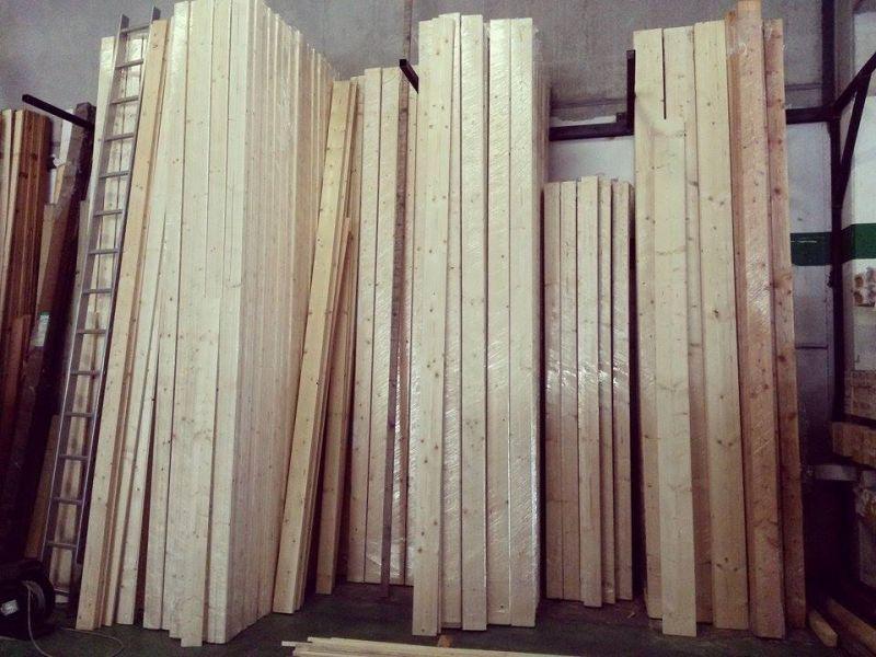 Offerta vendita Legname edilizia falegnamerie