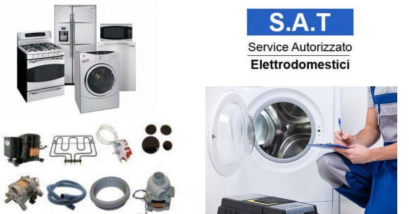 S.A.T. Sas - offerta vendita elettrodomestici - occasione assistenza elettrodomestici - Imperia