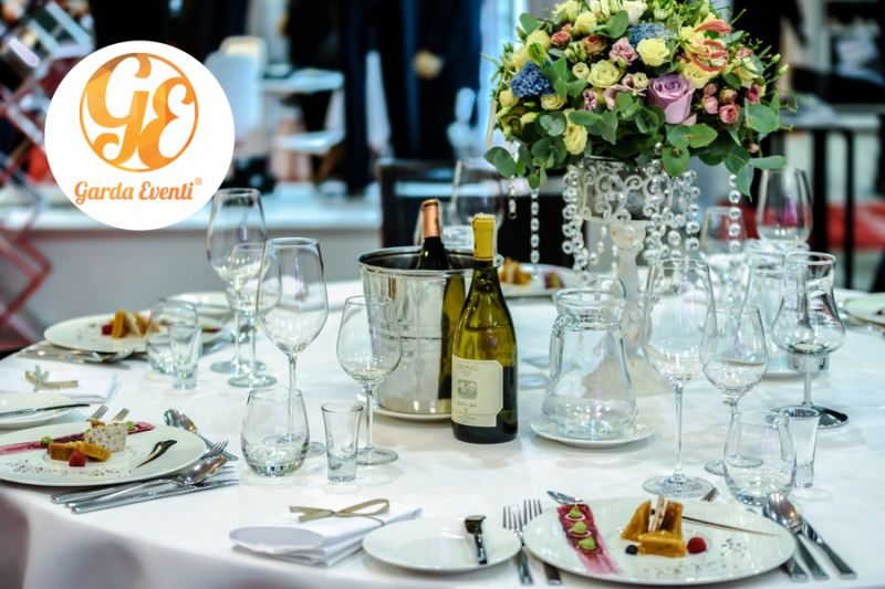 CONSORZIO GARDA EVENTI offerta servizi di hospitality - promozione servizio limousine