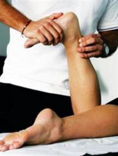 sedute di fisioterapia con trattamento antalgico