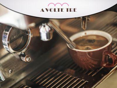 offerta torrefazione artigianale promozione torrefazione caffe a volte tre