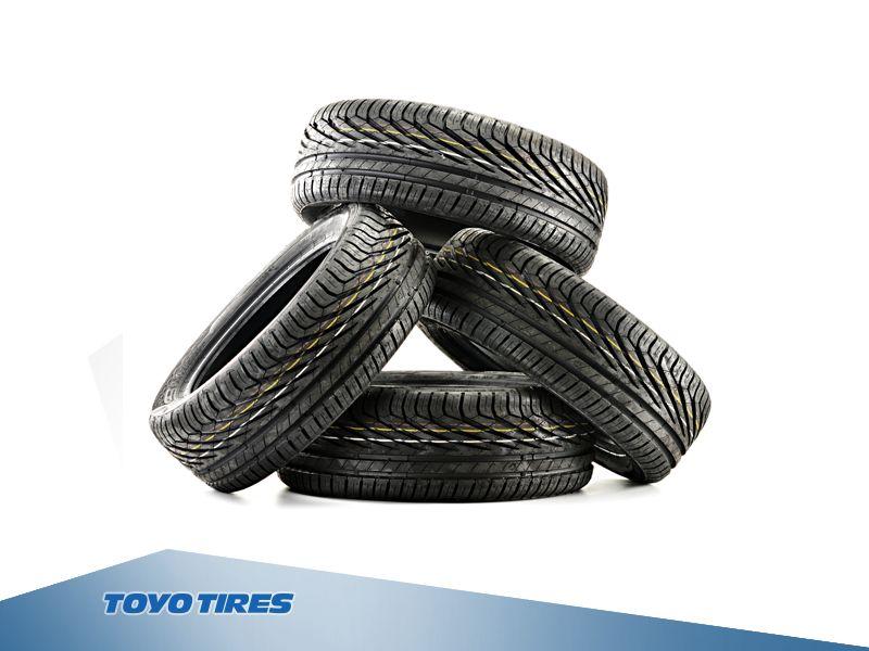 Rivenditore pneumatici Toyo Tires Ancona