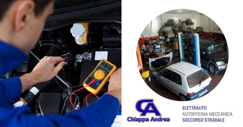 CHIAPPA ANDREA - offerta officina elettrauto meccanica falconara marittima