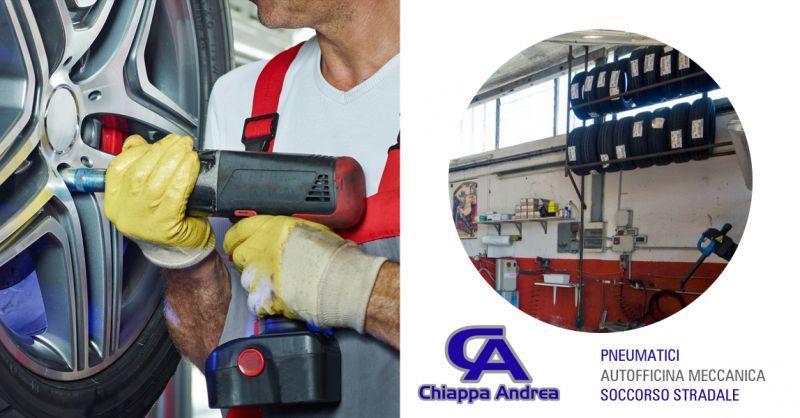 ANDREA CHIAPPA - offerta riparazione sostituzione pneumatici falconara marittima