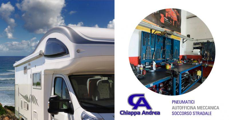 ANDREA CHIAPPA - offerta frigoriferi riscaldatori per camper falconara marittima