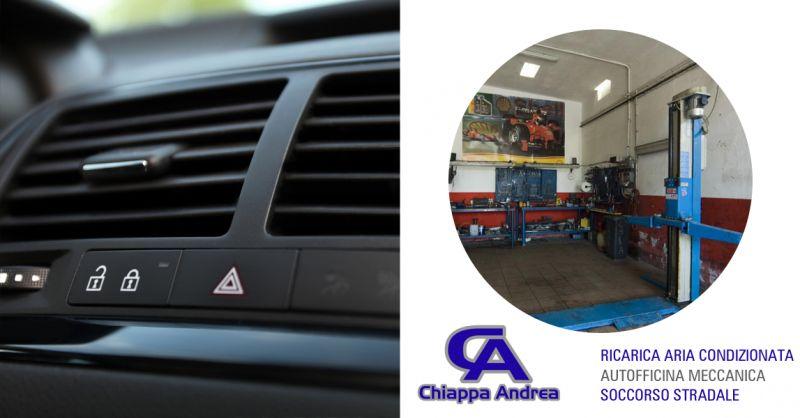 ANDREA CHIAPPA - offerta filtri ricarica aria condizionata falconara marittima