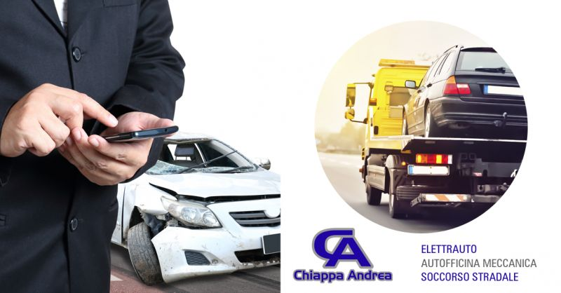 ANDREA CHIAPPA - offerta soccorso stradale carro attrezzi falconara marittima