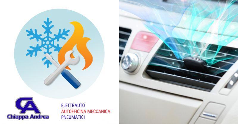 OFFICINA ANDREA CHIAPPA - Offerta Riparazione Climatizzatore Auto Falconara Marittima
