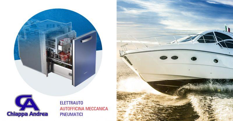 Offerta Installazione Frigo Imbarcazioni Falconara Marittima - Occasione Riscaldatori per Imbarcazione Falconara
