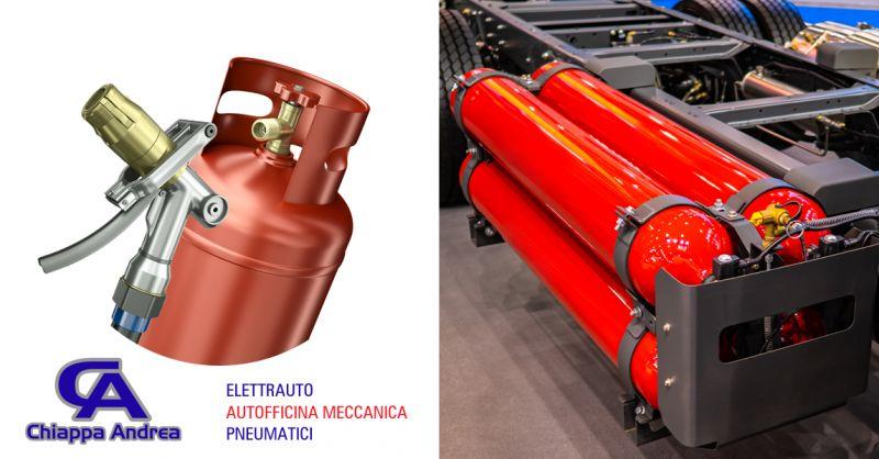 OFFICINA CHIAPPA - Offerta Sostituzione Collaudo Impianto GPL Metano Auto Falconara Marittima