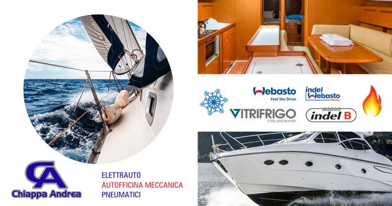 Offerta sistemi refrigerazione per imbarcazioni Falconara Marittima - Occasione Frigo per barca Falconara Marittima