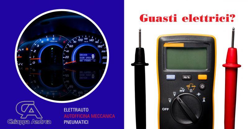 Offerta Riparazioni Elettriche Auto Falconara Marittima - Occasione Riparazione Guasti Elettrici Auto Falconara